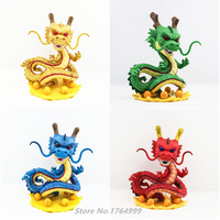 15 20cm PVC 265 Dragon Ball Dragon Sun Wukong Cheongsam With Original Action Figure Collectible Model Toys Brinquedos