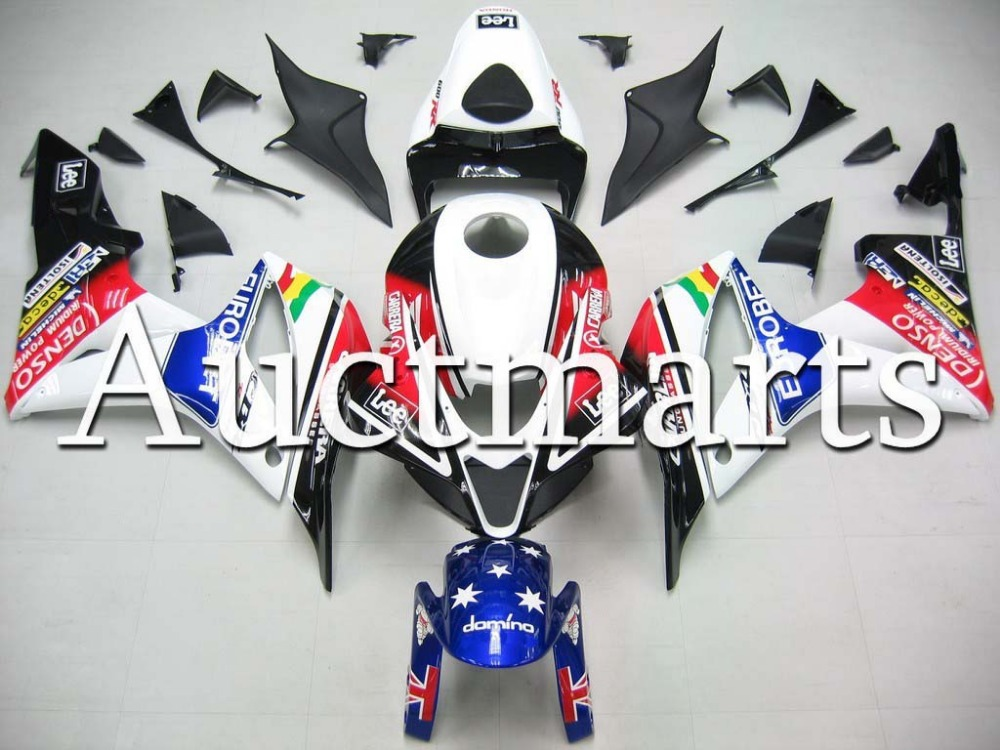 For Honda CBR 600 RR 2007 2008 Injection  ABS Plastic motorcycle Fairing Kit Bodywork CBR 600RR 07 08 CBR600RR CBR600 RR CB01