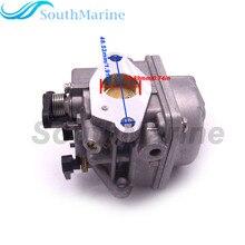 3JE 03200 0 3JE032000 3JE032000M Boat Engine Carburetor Assy for Tohatsu Nissan 4 stroke 6HP MFS6C NFS6C Outboard Motor