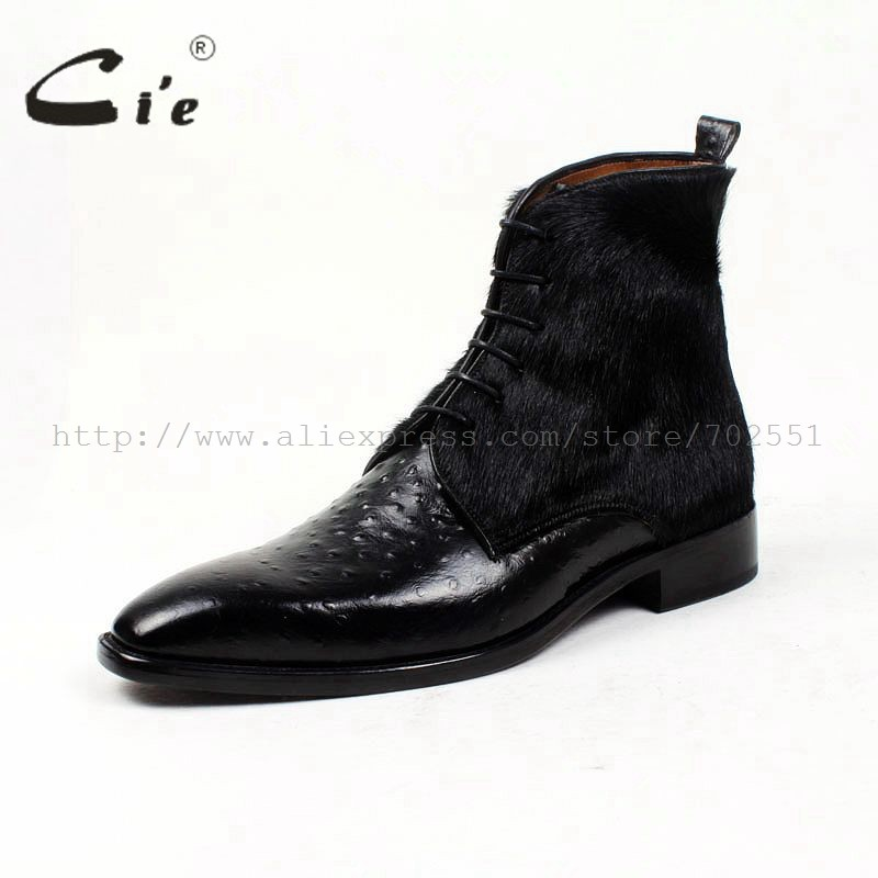 Botas para Hombre Chelsea Hecho a Mano Marrón Cordones De Cuero Zapatos hasta por encargo