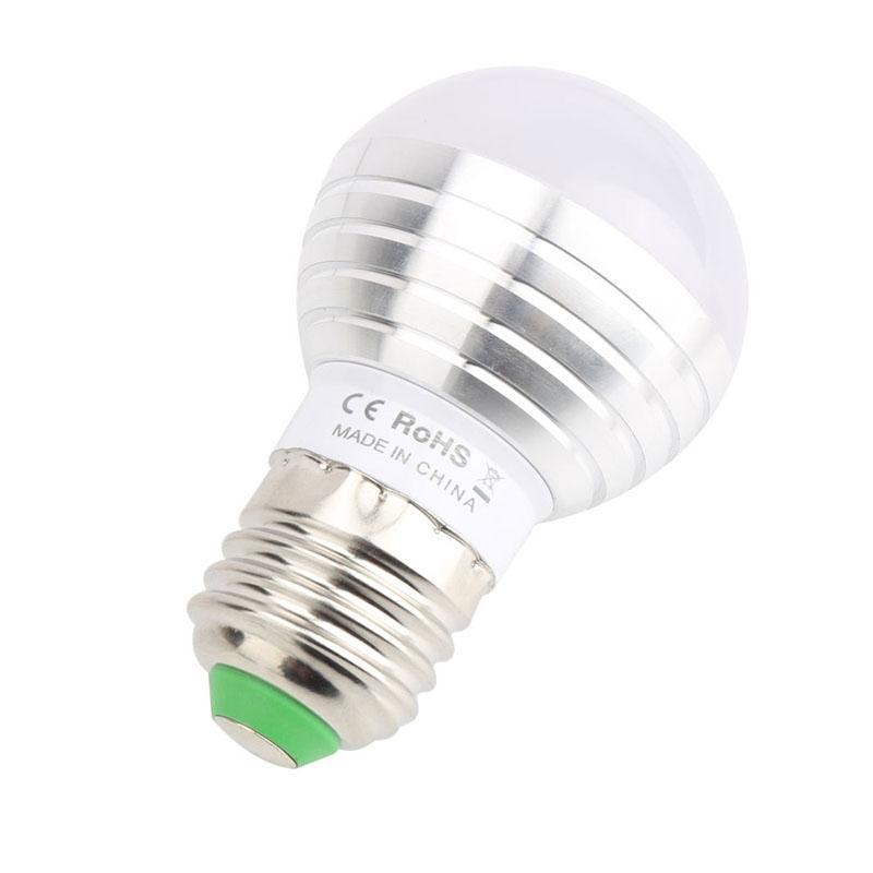 Lâmpadas Led e Tubos com controle remoto ir Modelo do Chip Led : Smd3528
