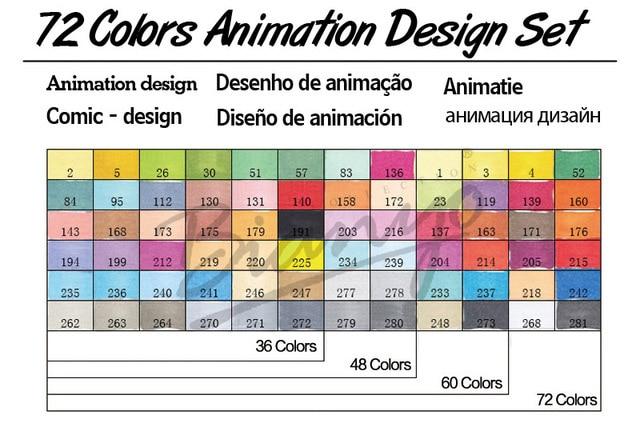 72 Animation Set