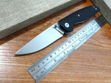 High quality Efeng F33 Bearing folding knife D2 blade G10 handle outdoors camping hunting pocket fruit knives +MMMMMMMMMM
