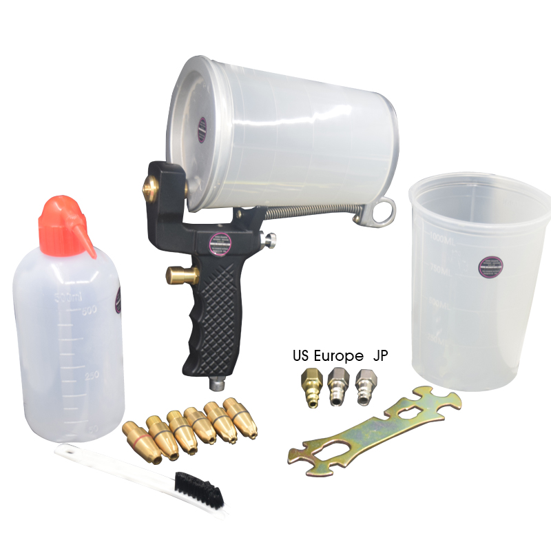Air Spray Gun Gel Coat Sprayer Resin Fiber-reinforced Plastic FRP Painting Tools Nozzle Regualator Gelcoat Dump Resin Hand-held