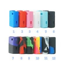 10pcs Smok mico kit pod Texture Silicone Case Skin Cover Warp Sleeve is Non-slip Fit Vape Smoktech Mod