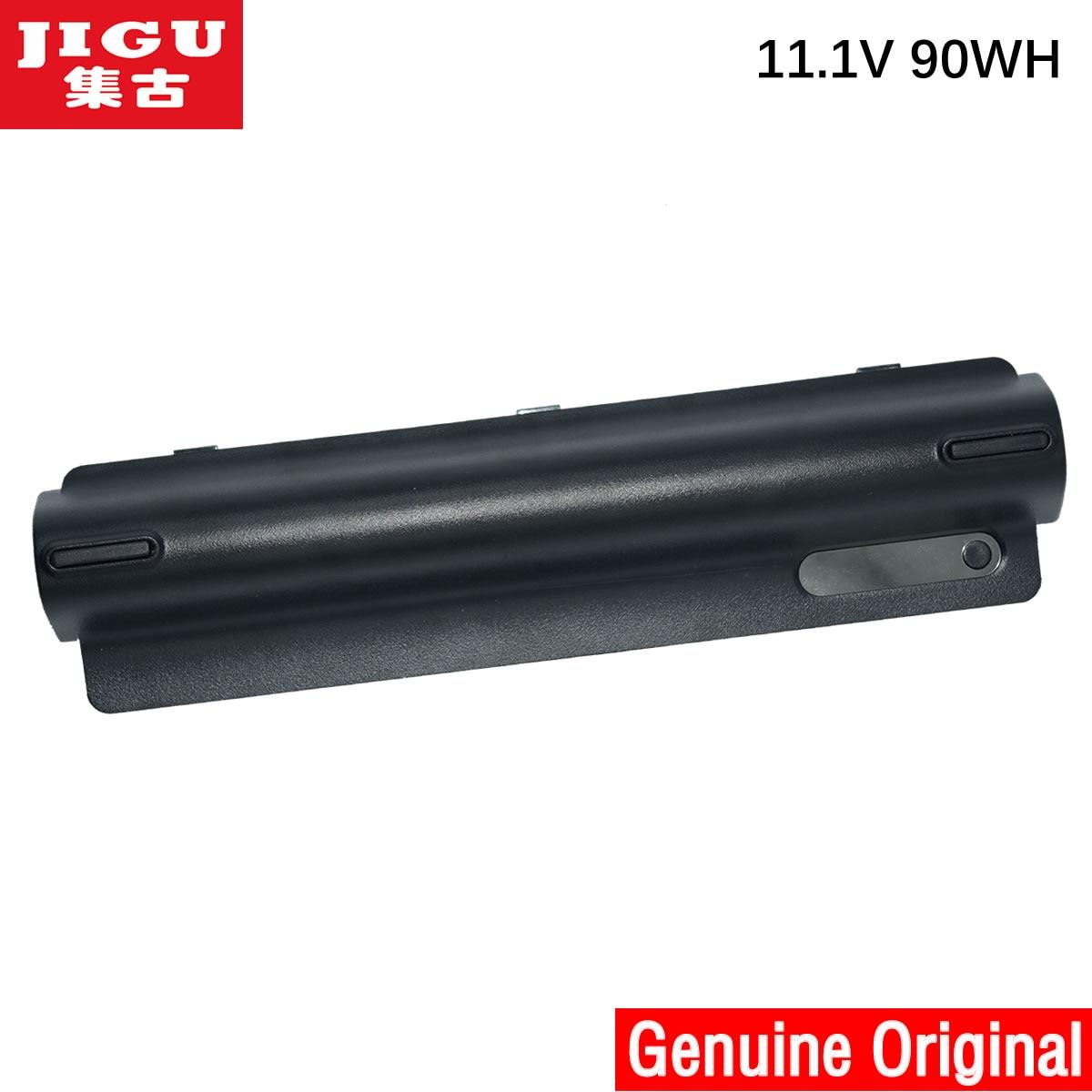 JIGU 312-1123 J70W7 R795X WHXY3 Original laptop <font><b>Battery</b></font> For Dell XPS14 XPS15 L402x L501x L502x L701x <font><b>L702x</b></font> 11.1V 90WH