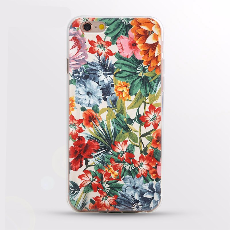Newest ultra thin soft tpu case for iphone apple 5 5s 5G back cover phone case clear shell 05