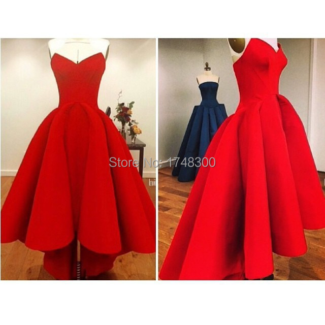 Popular Bright Red Prom Dresses-Buy Cheap Bright Red Prom Dresses ...