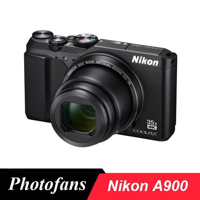 Nikon A900  COOLPIX A900 Digital Camera -35x Optical Zoom  -4K Video -WiFi (New)