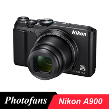 Nikon A900  COOLPIX A900 Digital Camera -35x Optical Zoom  -4K Video -WiFi