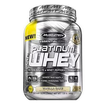 US imported Muscletech muscle technology platinum whey protein powder fitness tonic muscle powder 1 pound