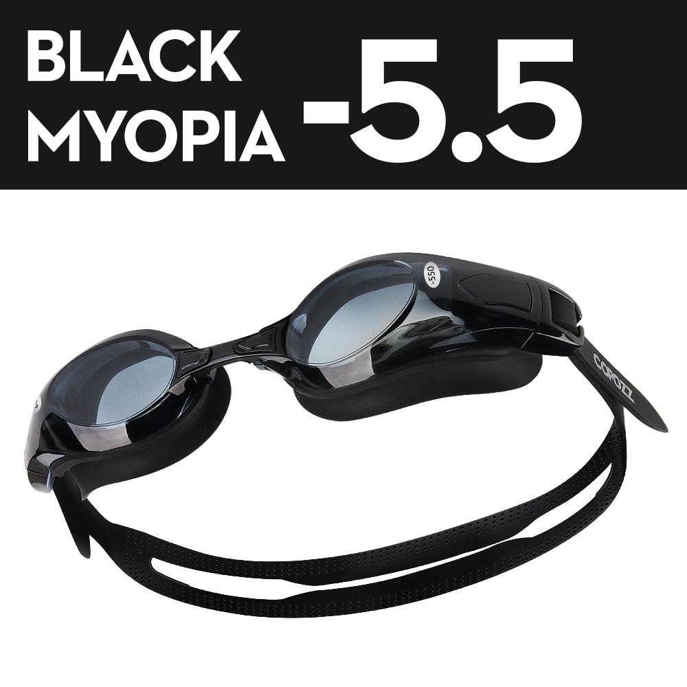 Myopia Black -5.5