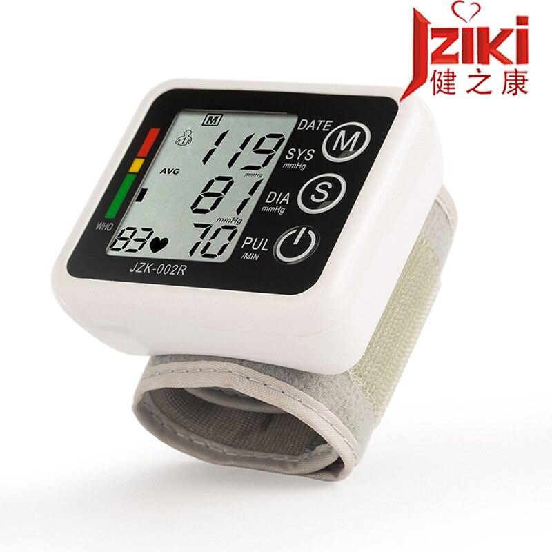 ФОТО Health Care Blood Pressure Monitor Digital Diagnostic-tool estetoscopio Tonometer LCD Display Heart Rate Device pulse oximeter