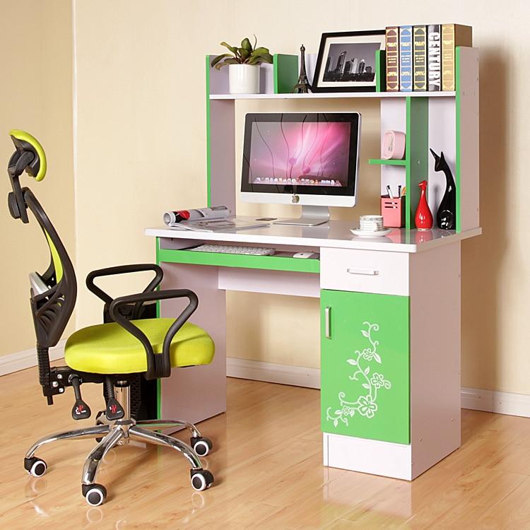 ikea style simple desktop computer desk home simple and