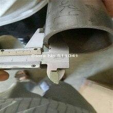 Gr9 титановые трубы ti трубки для производства велосипедов 50 мм OD, 3 мм толщиной 600 мм в длину, 2 шт., бесплатная доставка