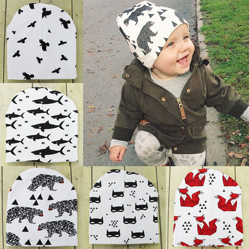 Lovely Toddler Kids Girl Boy Baby Infant Winter Warm Crochet Knit Hat Beanie Cap