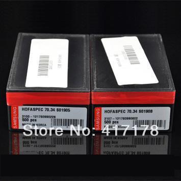 Lonati Matec Stocking Scoks Machine Needles SamSung HOFASPEC 70.34 S01905 / S01908