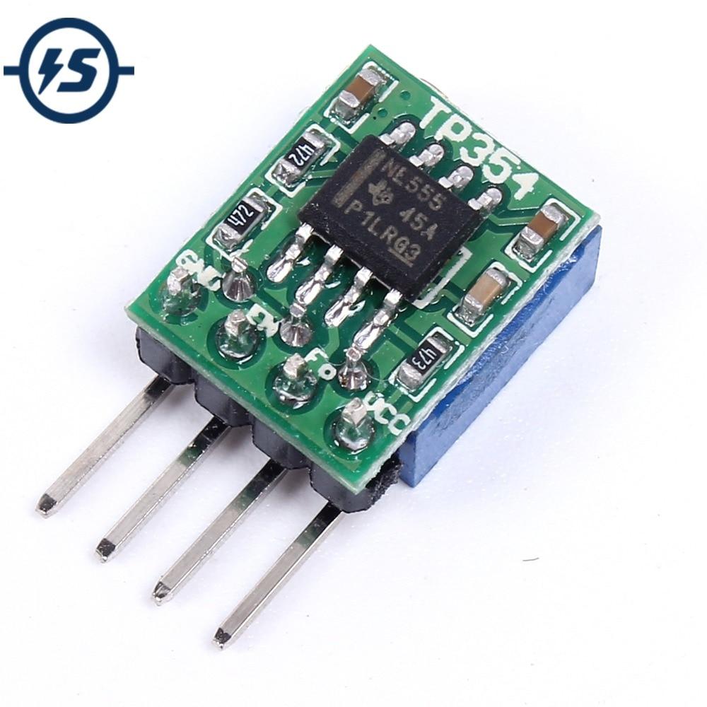 Модуль 50 Гц-6 кГц TP354 NE555, генератор импульсов прямоугольной формы, генератор осциллятора с регулируемой частотой выходных сигналов, 200 мА, по...
