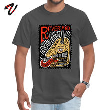 Group the reverend carbon T-shirts for Men Special ostern Day Round Collar Leon Horror Sleeve T Shirt Clothing