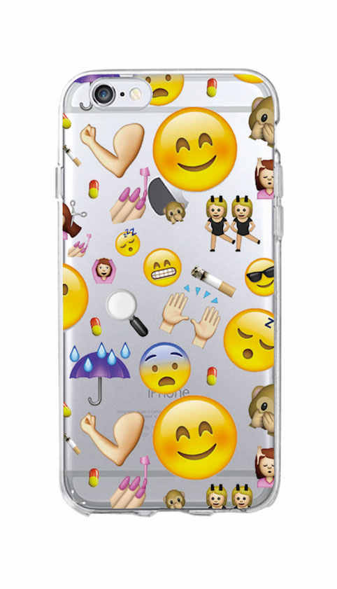 coque iphone 7 plus smiley