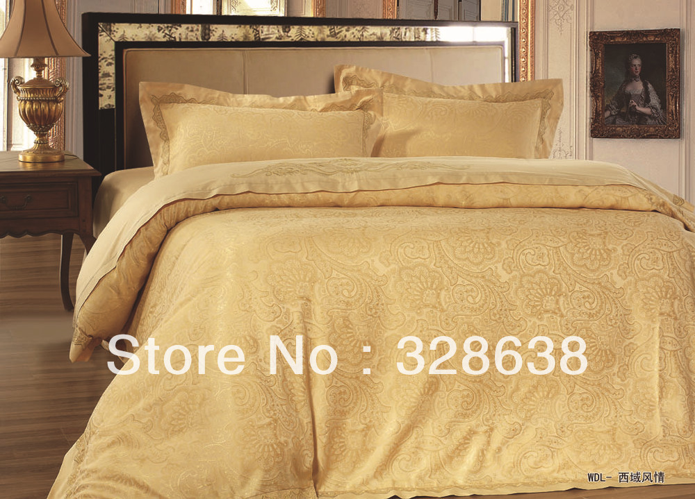 King queen full twin size comforter sets silk bedding sets for Blankets king size bed