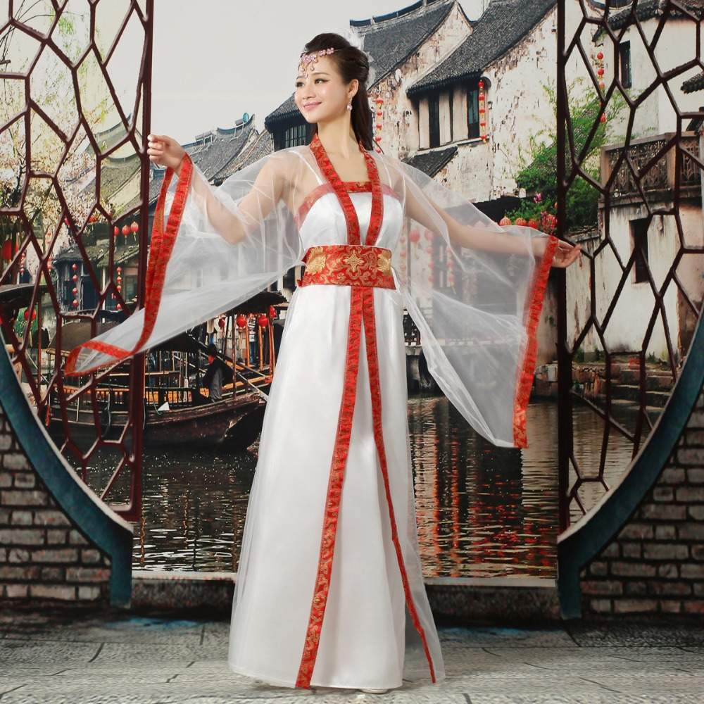 High Quality New Fashion 13 Color Female Ancient Costumes