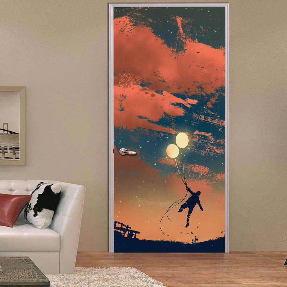 Мечтатель Ловец снов подростков спальня гостиная портрет окна наклейка дома Наклейка Съемный стены книги по искусству Стикеры