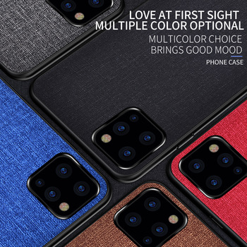 Joliwow Fabric Case for iPhone 11/11 Pro/11 Pro Max 1