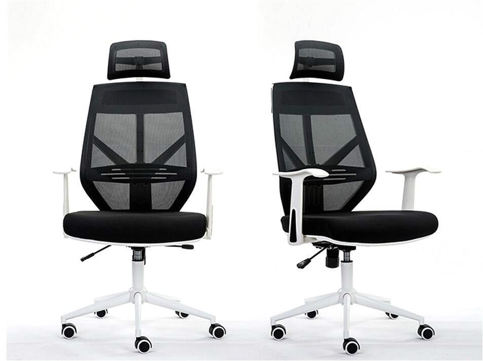 Ergonomic Executive Office Chair Mesh Computer Chair Adjustable Back Cushion Swivel Lifting Sponge Cushion sedie ufficio cadeira 240335 computer chair household office chair ergonomic chair quality pu wheel 3d thick cushion high breathable mesh