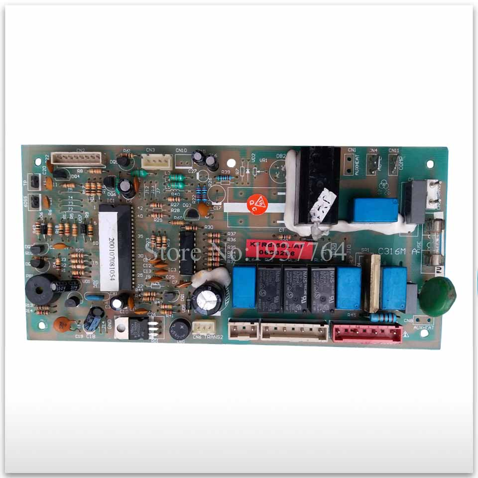 95% new for Haier Air conditioning computer board circuit board KFRD-58L/AF 0600256 good working95% new for Haier Air conditioning computer board circuit board KFRD-58L/AF 0600256 good working