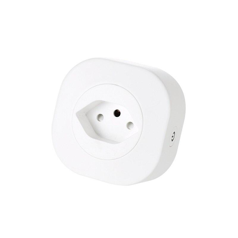 Prise intelligente WIFI suisse prise de courant alternatif télécommande Wifi prise avec APP télécommande minuterie interrupteur commande vocale pour Alexa