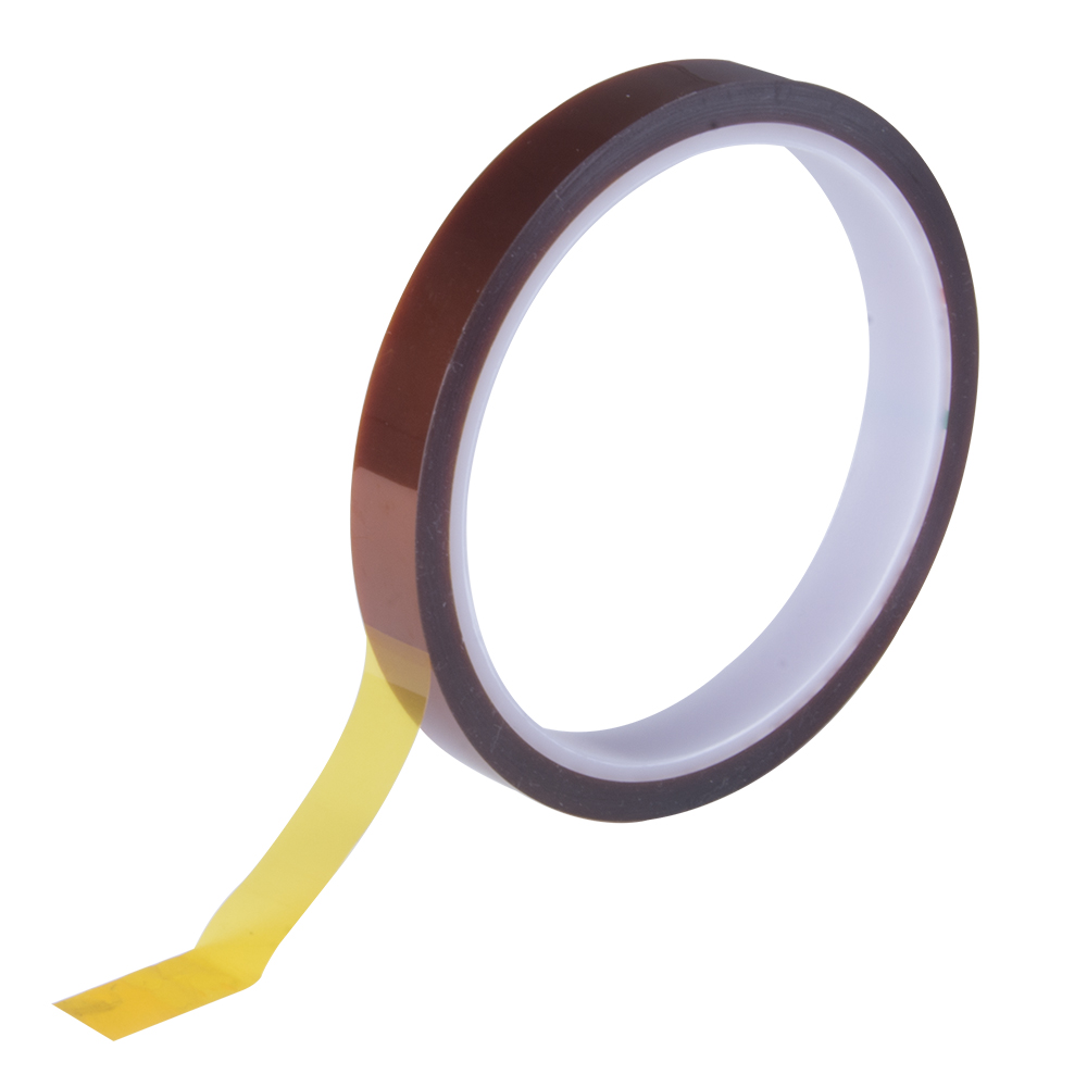 100ft High Temperature Heat Resistant Kapton Tape 30MM Polyimide Anti-Static x 1