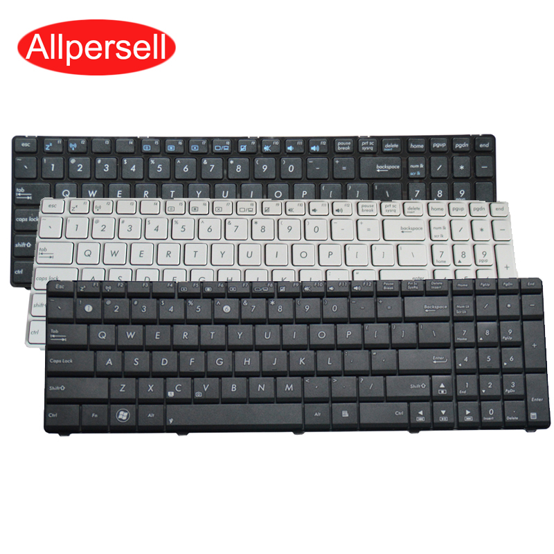 Laptop <font><b>keyboard</b></font> for <font><b>Asus</b></font> X55 <font><b>X55V</b></font> X55VD N61 A52 K52 X53S X54H K53 A53 N53 brand new image
