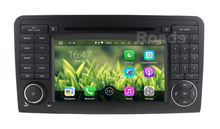 2 DIN Quad core Android 5.1.1 Car DVD Player for Benz ML/GL W164 ML350 ML450 ML500 X164 G320 GL350 Canbus WiFi GPS Radio