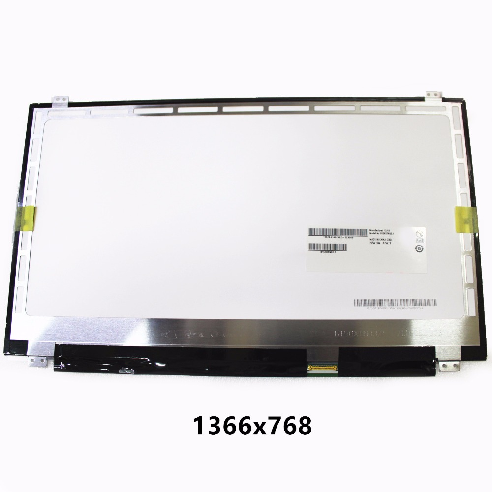 15.6 LCD Screen Panel Display Matrix Replacement LP156WHU TPA1 LP156WH3 TPS2 B156XTN03.1 N156BGE-E41 For Acer Aspire V7 цена