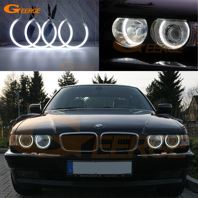 For BMW E38 740i 750i 730d 740d 728i 1995 2001 XENON headlight Excellent Ultra bright illumination