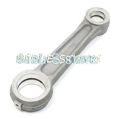 цены Aluminum Alloy Air Compressor Spare PartConnecting Link Rod Silver Tone