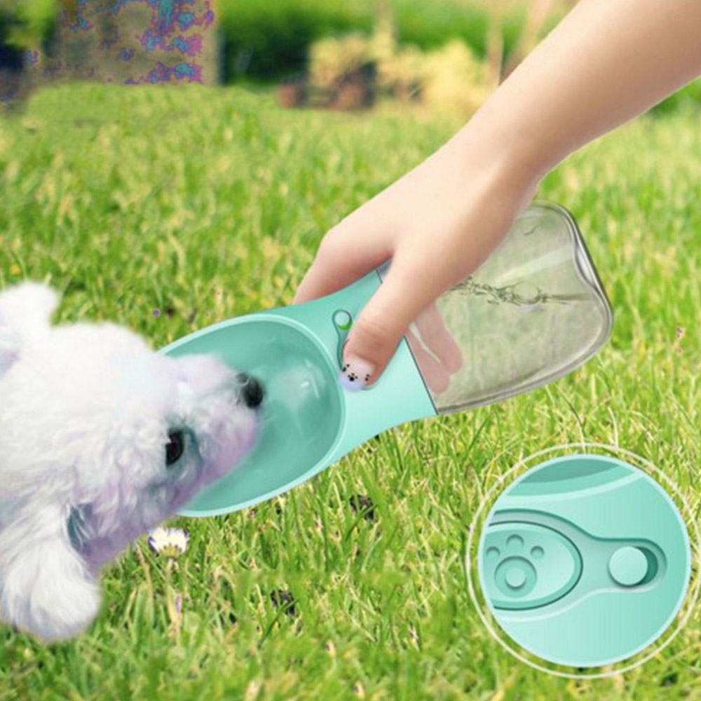 Aliexpress Com Buy 350ml Portable Dog Pet Water Bottle: Portable Pet Cups 350ml Drinking Bottle Dog Cat Health