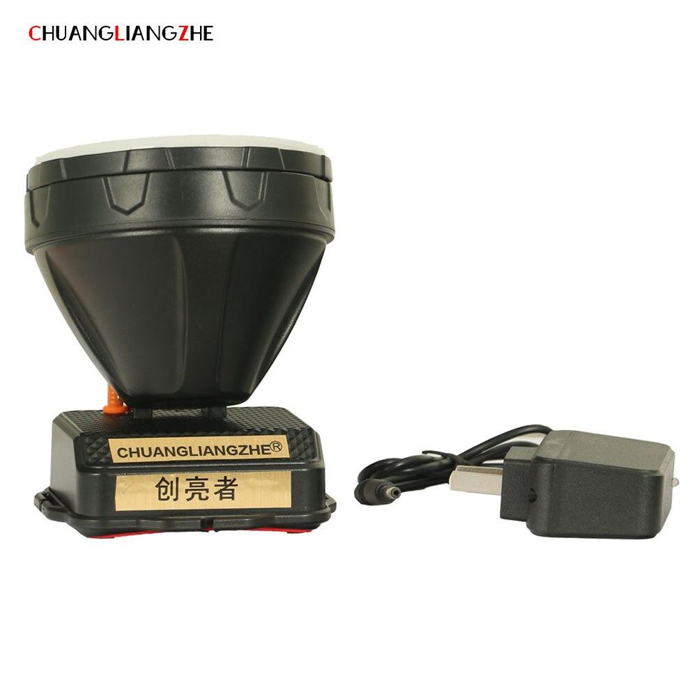 CHUANGLIANGZHEUSB Rechargeable hunting headlamp LED flashlight Luminaria 1000LM torch Head 18650 Battery fishing led headlamp