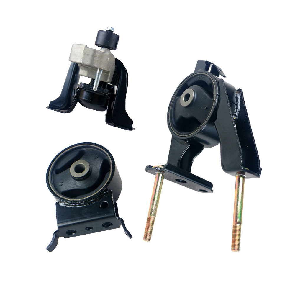 Online buy wholesale toyota engine mount from china toyota for New motor and transmission