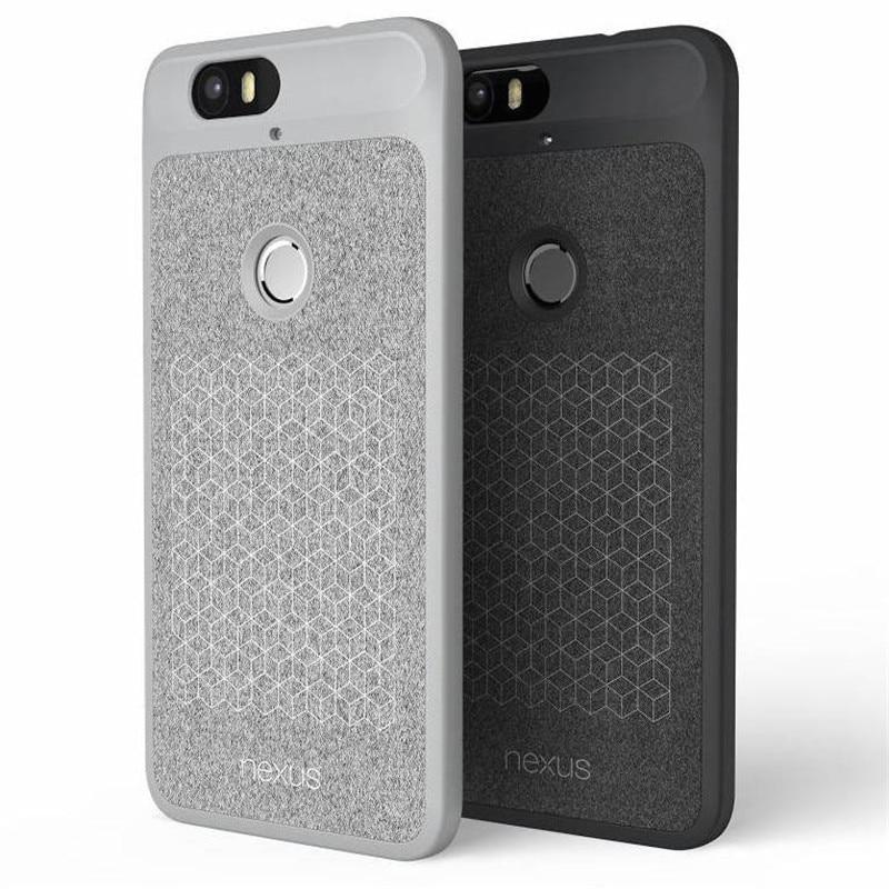 New Official Bumper Cloth Case cover For Google NEXUS 6P Genuine