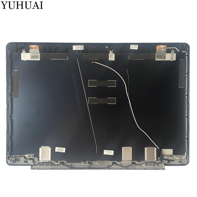 LCD BACK COVER FOR Samsung 530U4E NP530U4E BA75 04479D LCD top cover case Dark blue