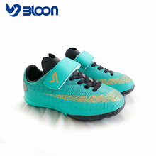 Latest Designed Children Football Shoes size 26-37 Indoor So