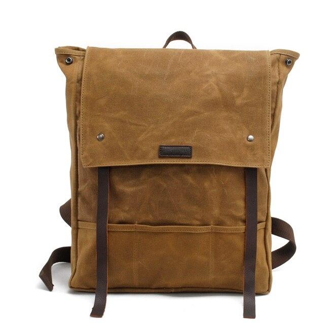 ФОТО 2016 Batik cloth canvas bag backpack schoolbag men and women retro bag waterproof travel backpack K2033
