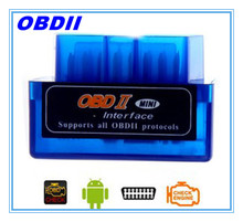 New! MINI Bluetooth OBD2 / OBDII for Android Car Tester Diagnostic Tool