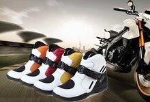 Бесплатная доставка раро мотоцикл бездорожью сапоги автопробега сапоги мотоцикл езды сапоги обувь