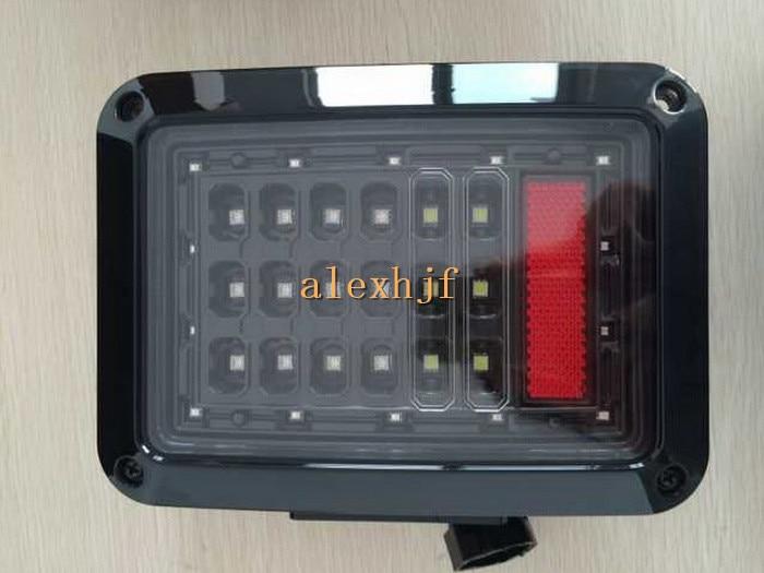 Հուլիս Թագավորի LED հետևի DRL, - Ավտոմեքենայի լույսեր - Լուսանկար 2