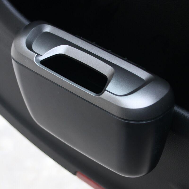 1Pc voiture poubelle porte latérale boîte de rangement pour Nissan x-trail Qashqai Toyota Camry RAV4 Corolla Skoda rapid superbe