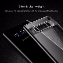 ROCK Clarity Series Protection Case for Samsung Galaxy Note 8
