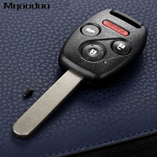 New 3+1 Button Smart Remote Car Key For Honda Pilot Accord 2009 2010 2011 2012 KR55WK49308 Replacement Keyless Key Remote Fob все цены